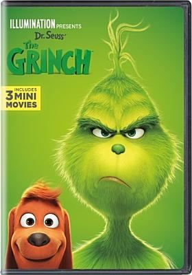 Cover Image For Dr Seuss The Grinch The Grinch Dvd The Grinch Movie The Grinch Full Movie
