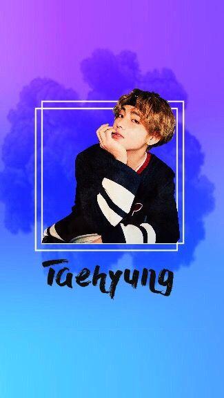 Bts Taehyung Iphone Wallpaper Picsart Edit Iphone Wallpaper Wallpaper Picsart