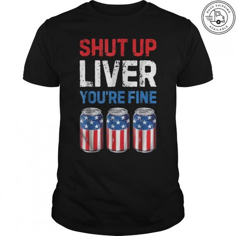 c9e6e4ed78c1 ... Day American Flag Merica USA Funny Gifts showing beer cans for men
