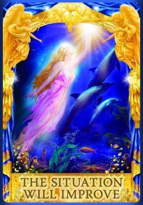 Get A Free Tarot Card Reading Using Our Oracle Card Reader Featuring Doreen Virtue S Angel Taro Angel Answers Oracle Cards Angel Tarot Cards Free Tarot Cards