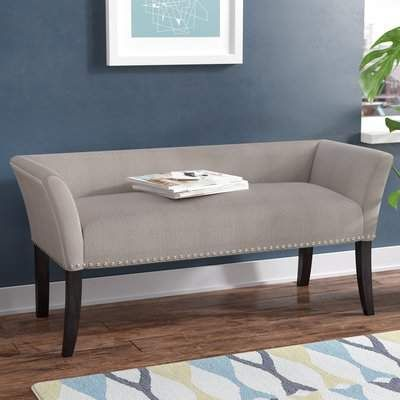 Wrought Studio Kaysen Accent Upholstered Bench in 2019 ...