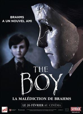 G543 32x48 14x21 Brahms The Boy II Horror Movie Poster