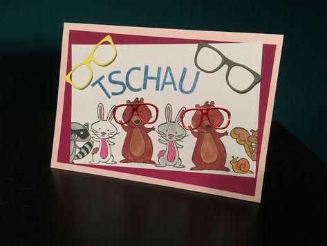 Stempelmadels Tschau Machst Gut Bis Bald 5 Geburtstag
