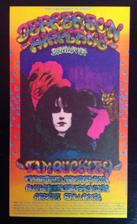 This is a mint condition handbill from the November 24th, 1968 show at the…
