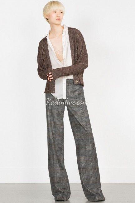 Zara Kis Bat Kollu Kisa Hirka Modelleri Kadinlive Com Zara Moda Stilleri Hirkalar