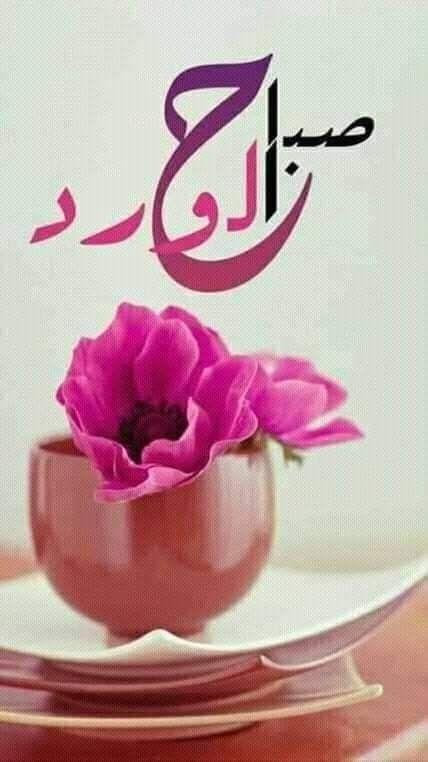صباحكم ورد Morning Wish Poster Greetings