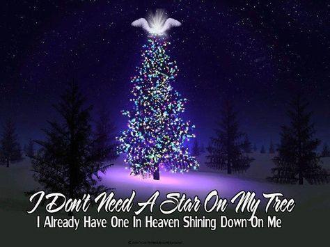 Heavens Christmas Tree