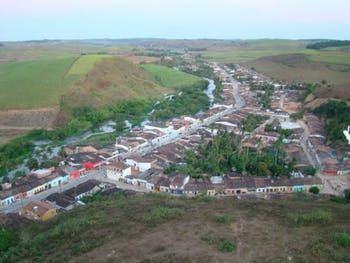 Jacuipe E Um Municipio Ao Norte Do Estado De Alagoas As Margens