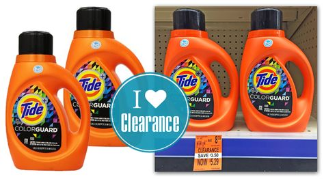 Clearance Tide Only 3 29 At Walgreens Krazy Coupon Lady Tide