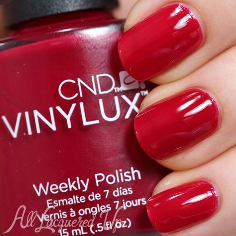 Inspired by the patterned textures of the fall runways, the CND Modern Folklore VINYLUX collection brings those rich, intricate fabrics to your nails.