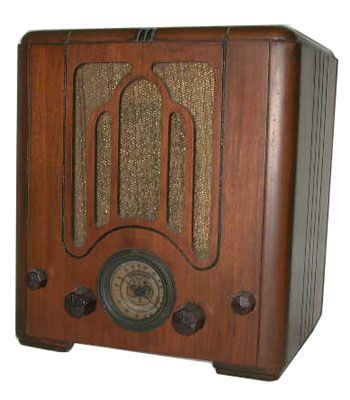 Old Radio Zone Crosley Antique Radio Old Radios Vintage Radio