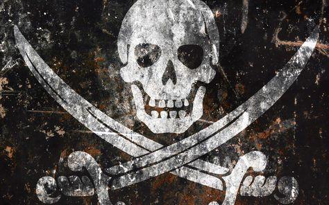 bandiera pirati flag Bandiera dei pirati JACK RACKHAM