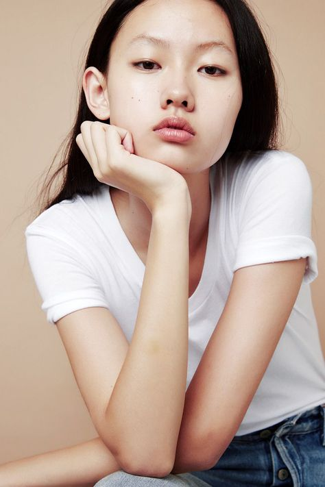 Xiaohan Wei @Elite Models