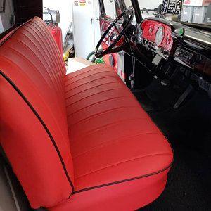 The Morgan Freeman Ford 1973 1979 Open Back Custom Etsy Custom Car Interior Car Interior Upholstery Classic Hot Rod