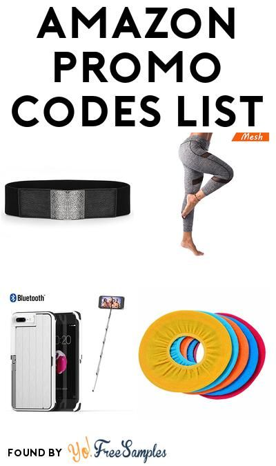 Amazon Promo Codes Daily List - May 27, 2019 | Free Stuff, Coupons