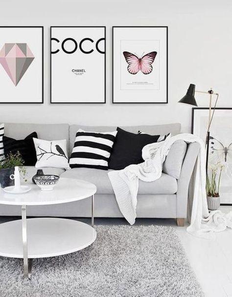 Prada Marfa Prada Poster Prada Marfa Sign Motivational Modern - schwarz weiß wohnzimmer