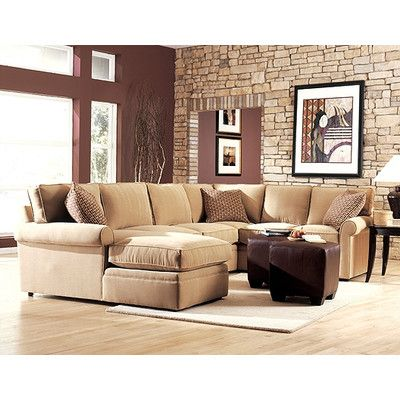 Rowe Furniture Rowe Basics Brentwood Sectional Sofa | Home | Pinterest |  Upholstery, Bonus Rooms And Living Room Ideas