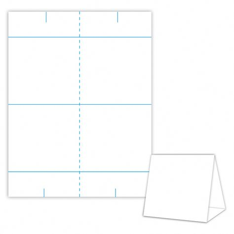 It's just an image of Printable Table Tents pertaining to foldable name tag