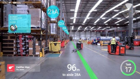Wopticshole sounds better than Google Glasshole - WaveOptics raises $15.5 million for augmented reality displays:… #smm #socialmedia