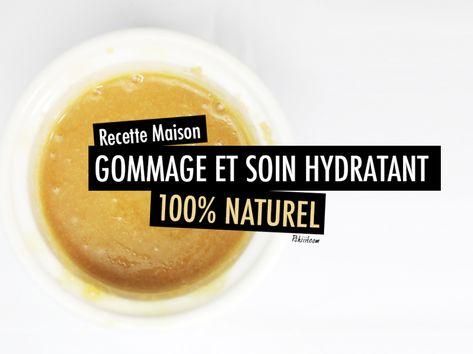 1 c.à.s. sucre roux + 1 c.à.s. huile d'olive + 1 c.à.c. jus de citron + 1 c.à.c. miel épais