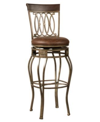 Hillsdale Montello Swivel Counter Stool Reviews Home Macy S