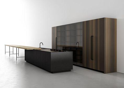 Cocinas Archivos - Interiores Minimalistas | Cocina ...