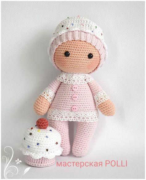 Boneca amigurumi - Lara | Amigurumis | Amigurumi e Bonecas | 585x474