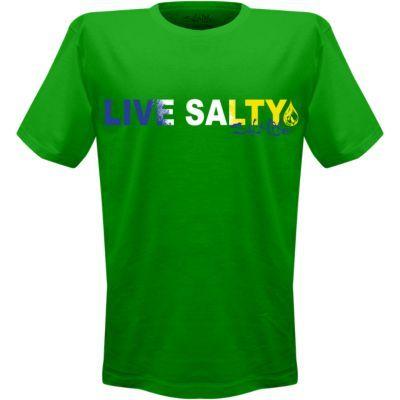 9e66613d885 Live Salty Tee Shirt - Salt Life | Living the Salt Life | Kids tops ...