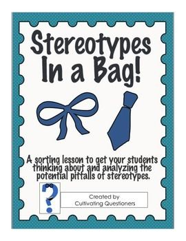 stereotypes in our school In the case of young boys, this happens in school, the ultimate microcosm of our country school is a time in a child's life when he postures himself by finding a group of friends, a favorite class subject, sports, hobbies, and musical preferences.