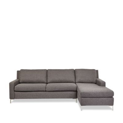 American Leather Brynlee Sleeper Sofa 111 X 68 37 H Bloomingdale S Modern Sofas Pinterest Sectional And