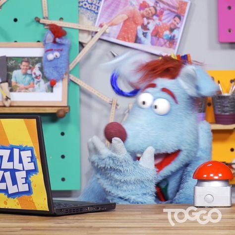 Eure Kinder wissen es besser als Ihr? 😉 Das liegt an Woozle Goozle. Denn hier gibt es Wissen mit Wumms! Kindgerechte Wissens-Inhalte mit jeder Menge Spaß, verrückten Erfindungen (und der ein oder anderen Explosion) 💥 Woozle Goozle – nur bei TOGGO!  #woozle #woozlegoozle #toggo #simonalbers #wissenmitwumms #experimente #wissenfuerkinder