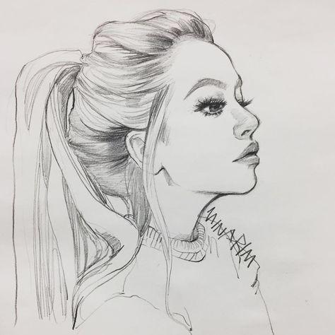 "@vanoramanju on Instagram: ""Daily drawing - - - - - #art #artist #artistic #arte#artwork #figure #doodle #illustration #drawing #pencil #sketch #portrait…"""