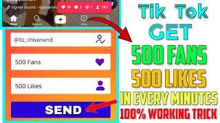 Tiktok Followers App Download Tiktok Followers And Likes App Download Free Followers How To Get Followers Likes App