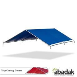 Tarp Canopy Cover for Canopy Frames Both sides of the Tarp Canopy Cover for Canopy Frames are UV treated. This cover is waterproof.  sc 1 st  Pinterest & 12 best Tarp Canopy Covers images on Pinterest | Camping Campsite ...