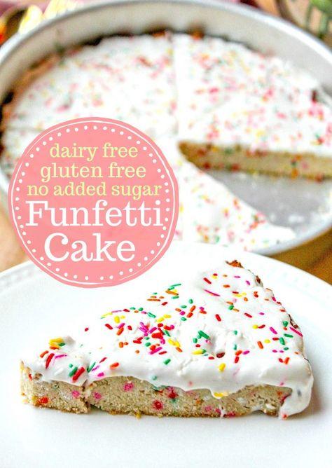 Fine Funfetti Birthday Gluten Free Dairy Free Grain Free No Added Funny Birthday Cards Online Inifofree Goldxyz