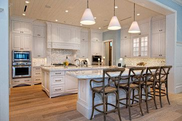 10 Foot Kitchen Island 13 foot ceilings | 10 foot ceiling kitchen cabinets http://www