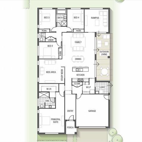 22 Australian Floor Plan Ideas House Design Floor Plans House Plans