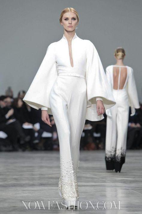Stephane Rolland Couture Spring Summer 2013 Paris