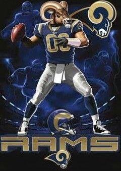 Los Angeles Rams Nfl Football Teams Rams Football La Rams