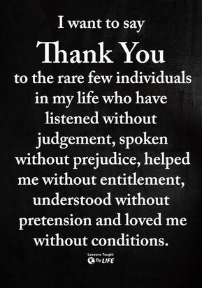 A big thank you! I don't think that person will ever read this, but yeah! My love and respect for that person has no bounds 🖤