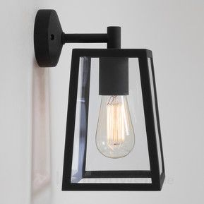 außenwand klasik led lampen