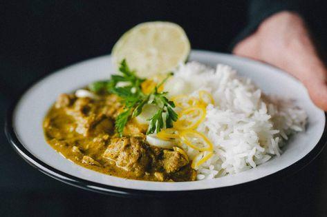 Chicken Korma Recipe Om Nom Noms Pinterest Foods Recipes