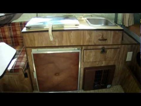1980 Jayco Pop Up Youtube This Looks Exactly Like Ours