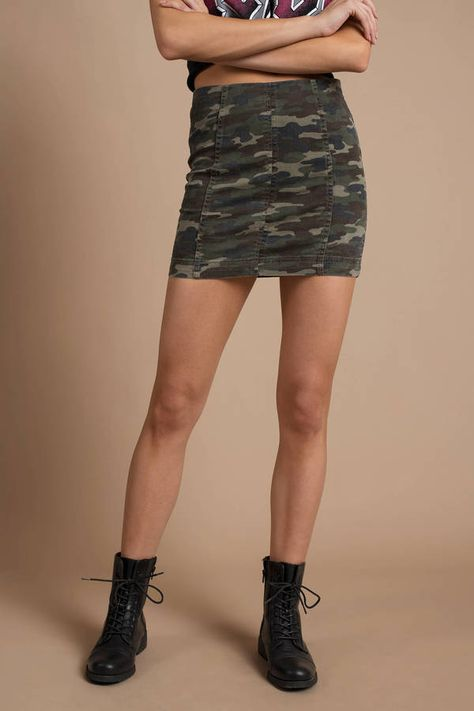 Looking for the Free People Modern Femme Green Novelty Skirt?
