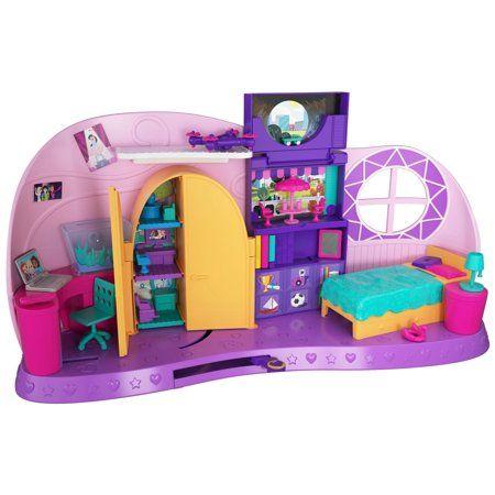 Polly Pocket Go Tiny Room