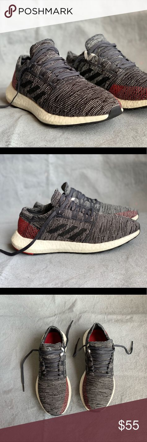Adidas ultra bounce running shoes