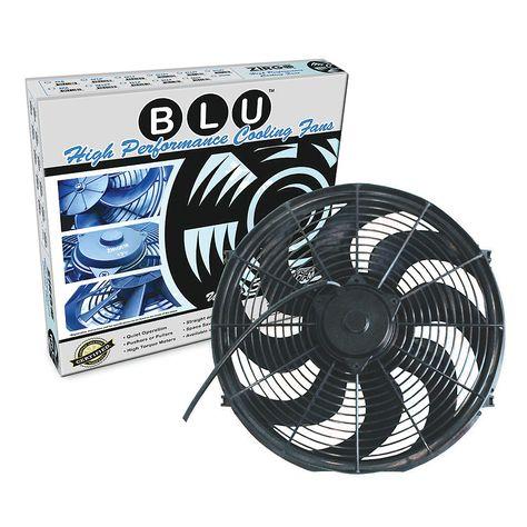 Zirgo Ultra High Performance Electric Fans Fan
