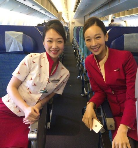 【香港】キャセイパシフィック航空(國泰航空)客室乗務員/Cathay Pacific Airways Cabin crew【Hong Kong】