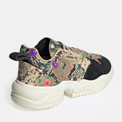 Buffalo Corin sneakers Snakeskin Shoes | Snake skin