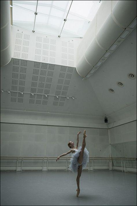 by ballerinaproject_: Iana Salenko guest principal ballerina of the Royal Ballet.